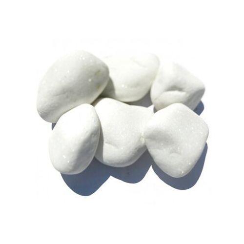 Thasos white otoczak 20-40 mm marki Stones garden źródła ogrodowych inspiracji