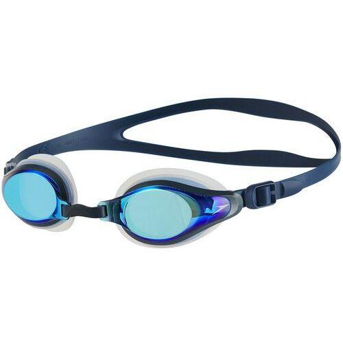 speedo Mariner Supreme Mirror Okulary pływackie niebieski 2018 Okulary do pływania (5053744337449)