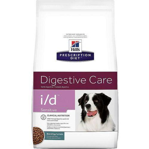 Hills  canine vet diet digestive care sensitive i/d 2x12kg tani zestaw