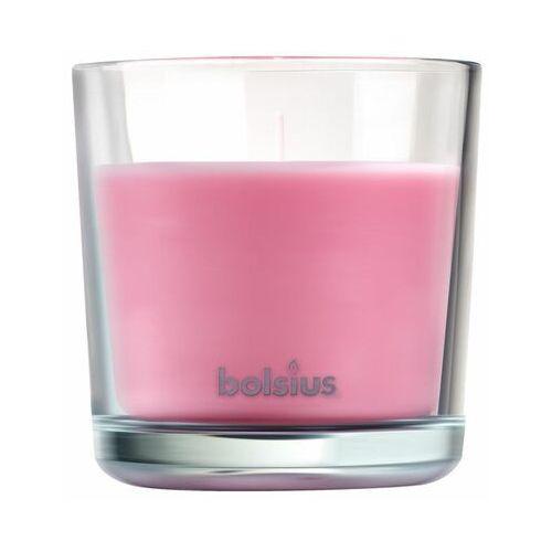 Świeca zapachowa w szkle TRUE SCENTS magnolia BOLSIUS (8717847136626)