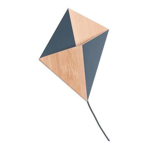 Drugeot labo Cerf volant-kinkiet ścienny dąb dł.45cm