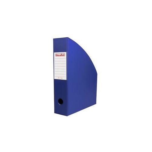 Pojemnik na dokumenty A4/70 PVC granatowy Biurfol