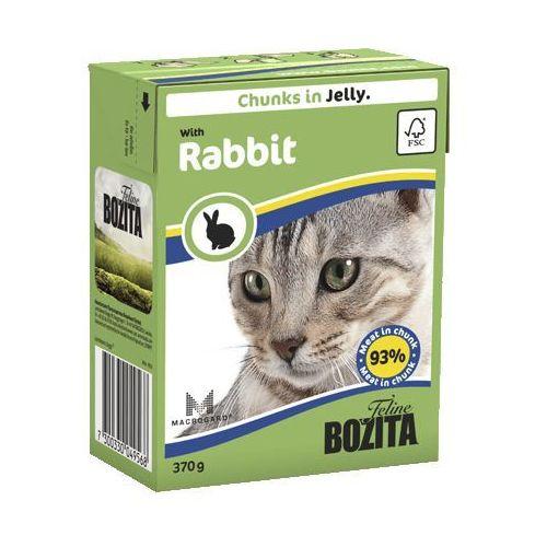 królik w galaretce dla kota (kaninchen) 370g marki Bozita