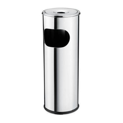 Kosz na śmieci z popielnicą | 15L | Ø 200 mm