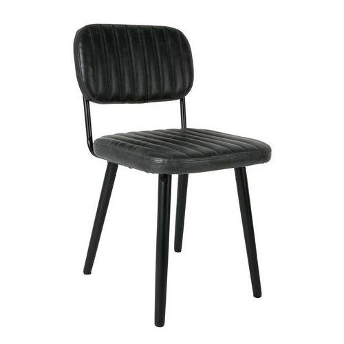 Orange line krzesło jake czarne 1100260 1100260 (8718548025172)