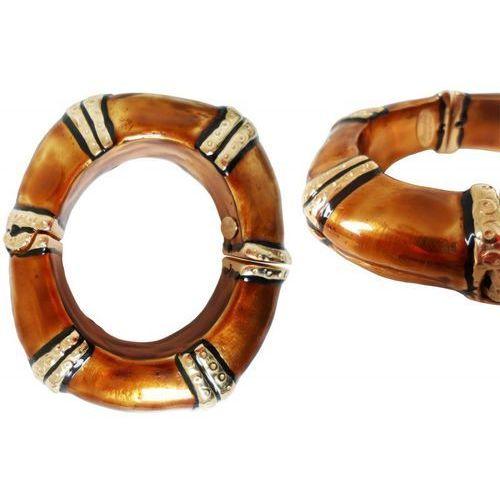 Mosiężna bransoletka Pasotti Br Bmb - Handpainted Bracelet