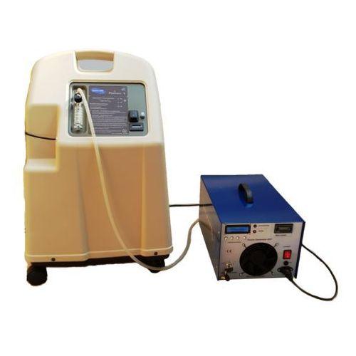 Generator ozonu 30g/h ozonator ciśnieniowy zasilany tlenem z koncentratora marki Blueplanet