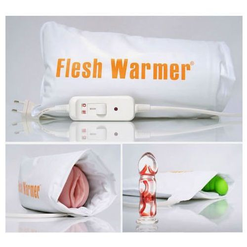 Fleshlight Podgrzewacz do produktów  - fleshwarmer fleshlight