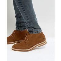 adraecien suede desert boots in tan - tan marki Call it spring