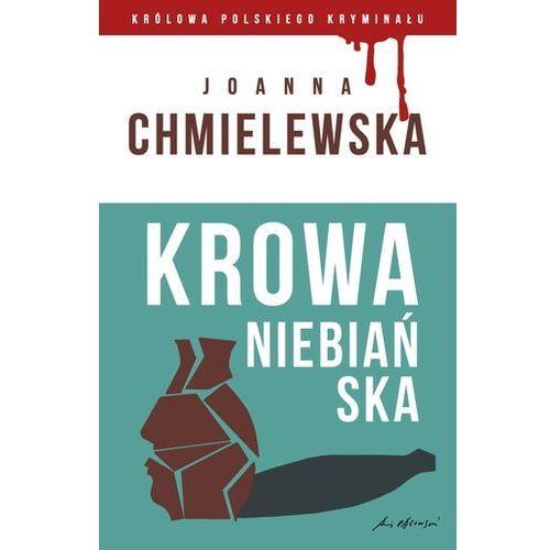 Chmielewska joanna Krowa niebiańska. kolekcja: królowa polskiego kryminału. część 21 (9788327425058)