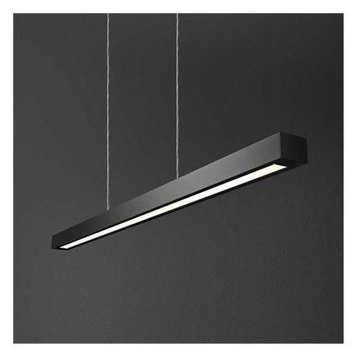 Minimalistyczna LAMPA wisząca SET RAW FLUO suspended 54411-L000-D9-00-kolor Aqform prostokątna OPRAWA zwis belka (1000000239126)