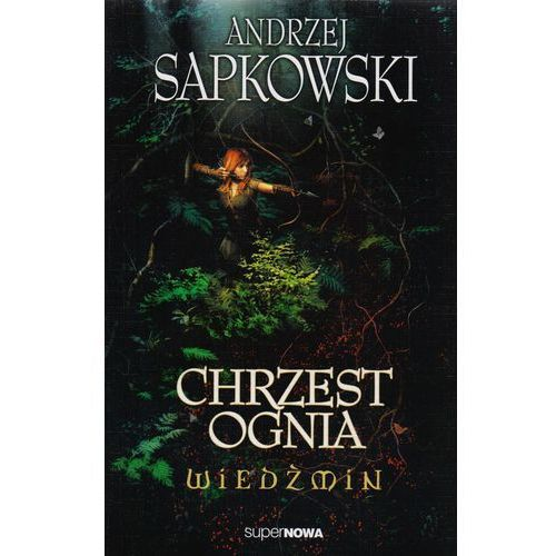 Wiedźmin. Chrzest ognia (tom V), Andrzej Sapkowski