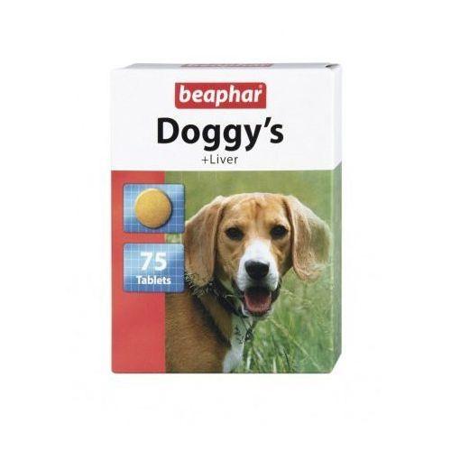 Beaphar Doggy`s liver 75 szt.