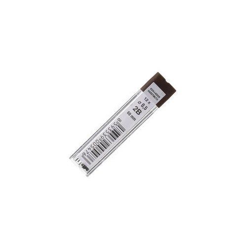 Koh-i-noor Koh i noor wkład grafit techniczny 0.5mm 2b 12szt (8593539005476)