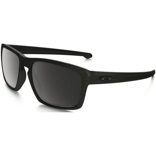Oakley sliver okulary przeciwsłoneczne matte black (0888392260154)