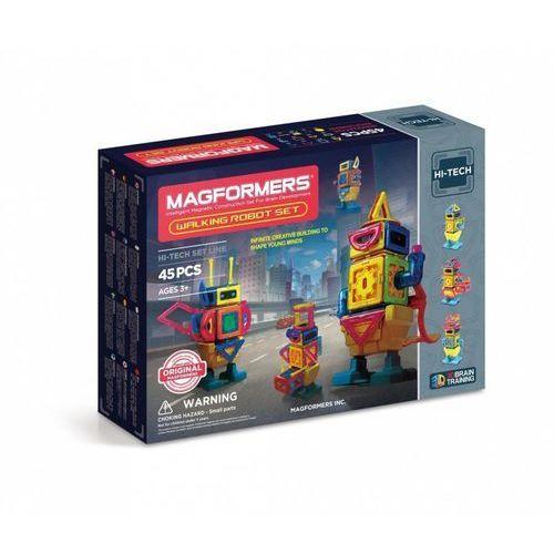 Magformers walking robot 45 elementów (8809134368275)