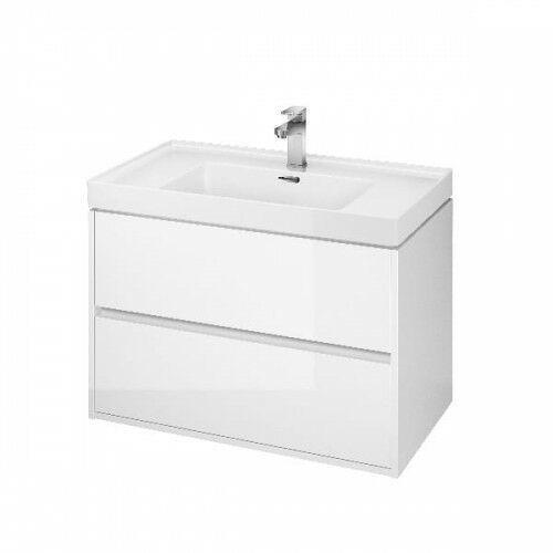 CERSANIT CREA Szafka podumywalkowa 80, biała S924-004, kolor biały