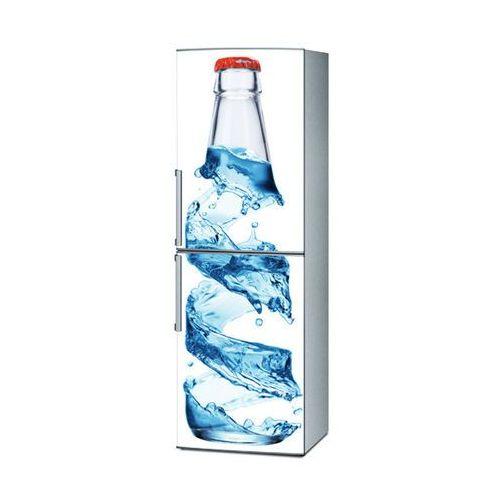 Mata magnetyczna na lodówkę - wodna butelka 4287 marki Stikero