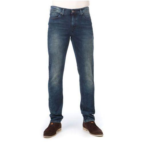 Mustang jeansy męskie 33/34 ciemny niebieski (4032045474221)