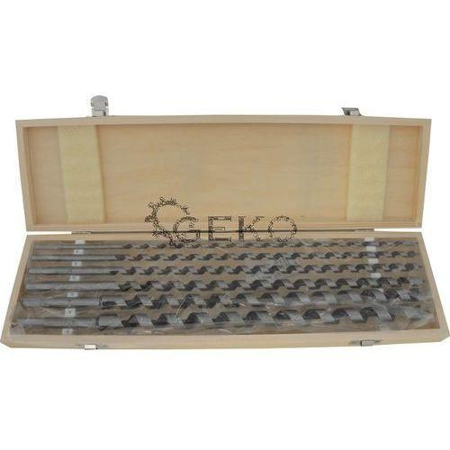 Zestaw wierteł do drewna 6el. 460mm 6-18mm drewn.walizka,g38121 marki Geko