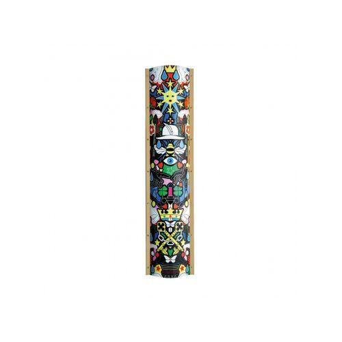 Lampa podłogowa FAENA ART EXTRA LARGE TUBE, kolor Wielokolorowy,