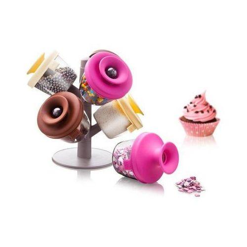 Pojemniki na słodycze i dekoracje cukiernicze popsome cake decorating marki Tomorrow's kitchen