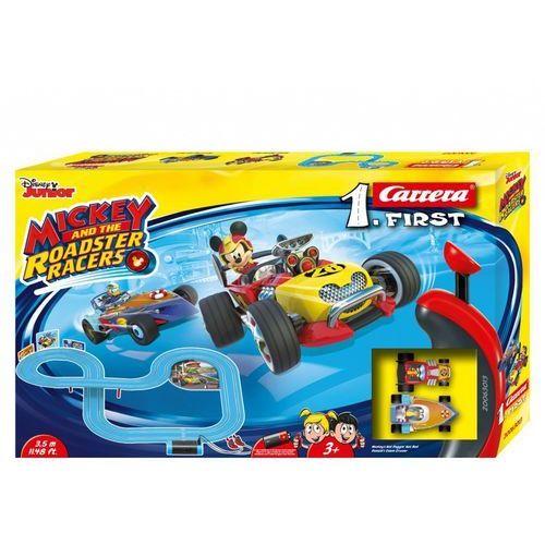 FIRST Mickey Roadstar Racers - Carrera. DARMOWA DOSTAWA DO KIOSKU RUCHU OD 24,99ZŁ, R_63013