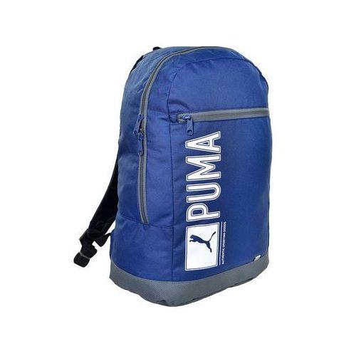 Plecak pioneer i 25l  - granatowy - granatowy wyprodukowany przez Puma