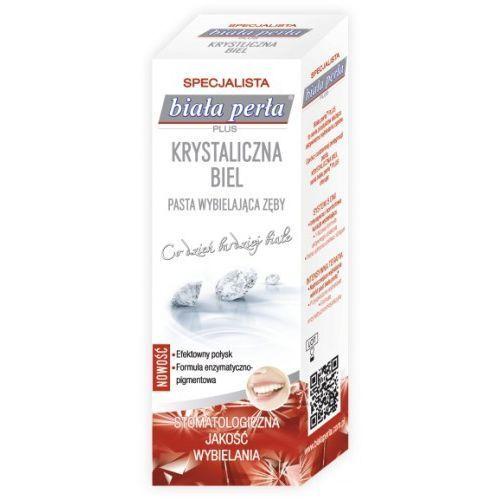 BIAŁA PERŁA Pasta do zębów + Krystaliczna Biel 75ml, 9E45-46214