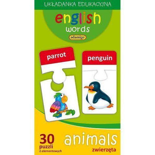Adamigo Zestaw Edukacyjny Zwierzęta
