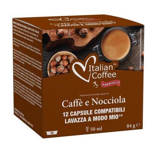 Caffè e Nocciola (orzech laskowy) kapsułki do Lavazza a Modo Mio – 12 kapsułek