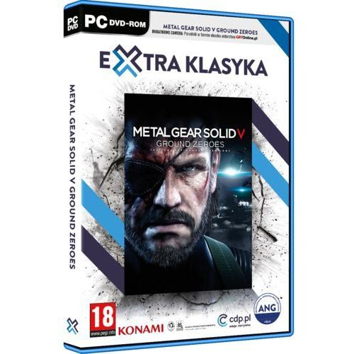 Metal Gear Solid V Ground Zeroes (PC)