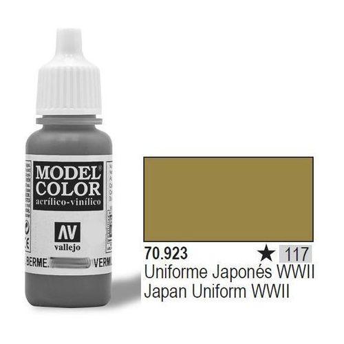 farba nr117 japan uniform 17ml marki Vallejo