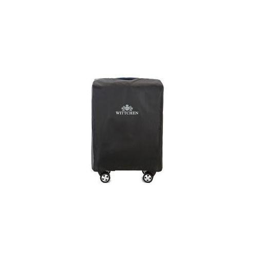 Wittchen Pokrowiec na walizkę 20'  56-3-031 czarny - czarny