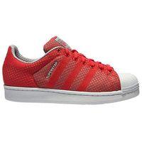 Buty adidas Superstar Wave Pack S77929 - Biały || Czerwony