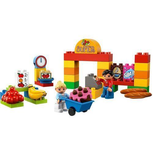 KLOCKI LEGO DUPLO MÓJ PIERWSZY SUPERMARKET 6137