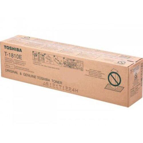 Toshiba toner Black T-1810E-25K, T1810, 6AJ00000058, T-1810E