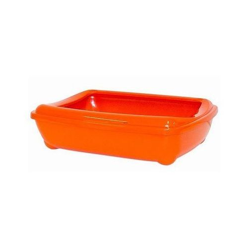Yarro/Moderna Kuweta owalna z ramką Fun duża 50cm pomarańczowa [Y3610] (5412087192069)