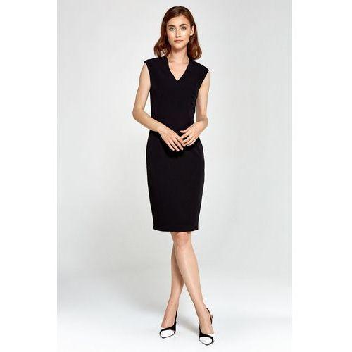 Sukienka - czarny - S87, kolor czarny