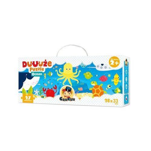 Bright junior media Czuczu duuuże puzzle ocean -