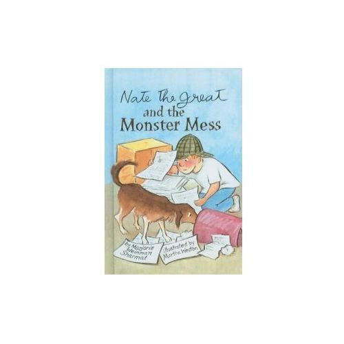 Nate the Great and the Monster Mess (9780756906740)