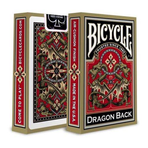: dragon back gold marki Bicycle
