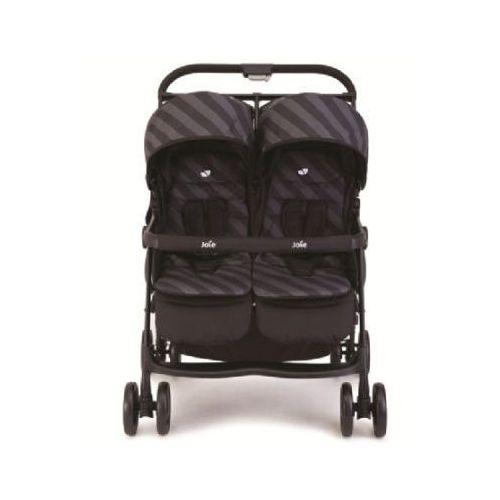 Joie  wózek podwójny spacerowy airetwin liquorice (5060264396924)