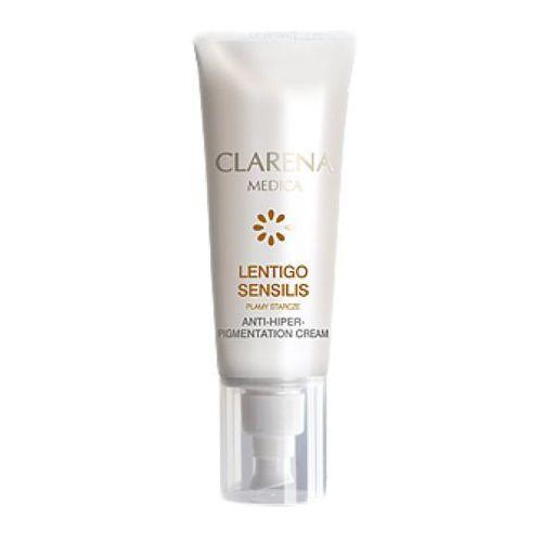 medica lentigo sensilis anti-hiperpigmentation cream krem redukujący przebarwienia i plamy starcze na dzień i na noc (2150) marki Clarena