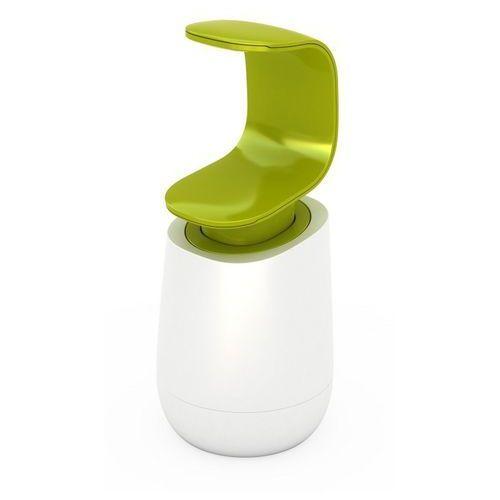 Joseph joseph - dozownik do mydła c-pump - biało-zielony - zielony ||biały