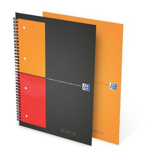 Kołozeszyt filingbook 100100739 a4+/100k. kratka marki Oxford
