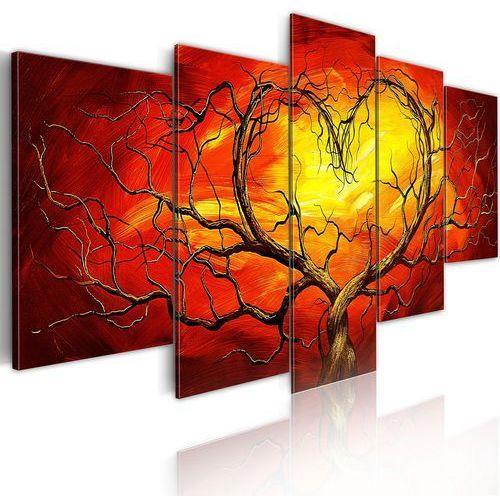 Artgeist Obraz - rozpalone serce