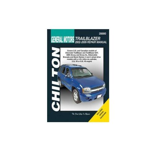 Chevrolet Trailblazer i GMC Envoy (2002 - 2009)