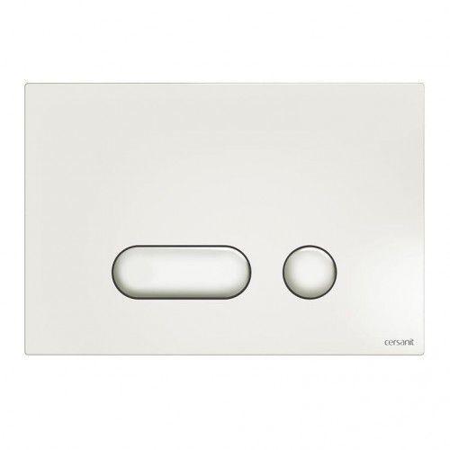 CERSANIT przycisk Intera biały S97-019, S97-019