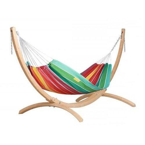 Zestaw hamakowy spring flow – wiosenny podmuch, kolorowy sf-h 212 marki La siesta